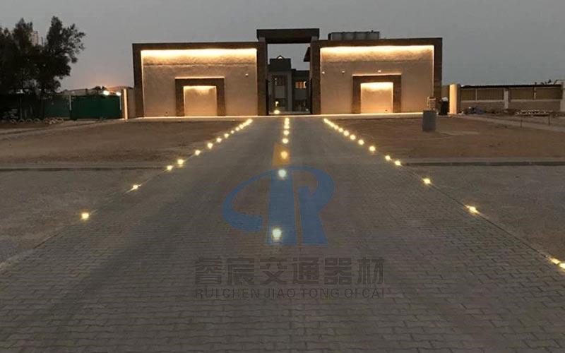 RUICHEN Solar Stud For Road or Deck