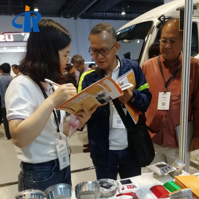 Solar Stud Lights Manufacturer Ruichen In Philippines